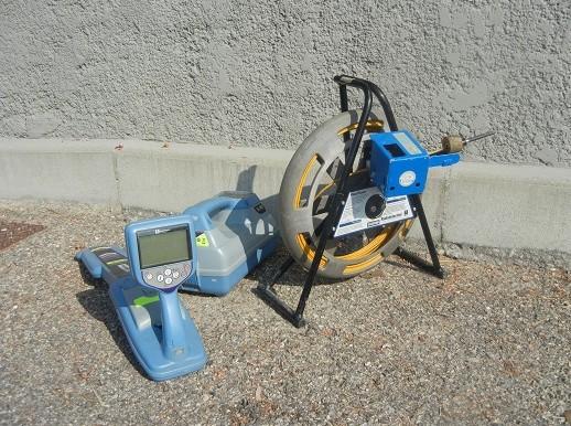 detecteur electromagnetique + flexitrace