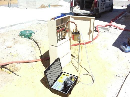 detection acoustique reseau gaz
