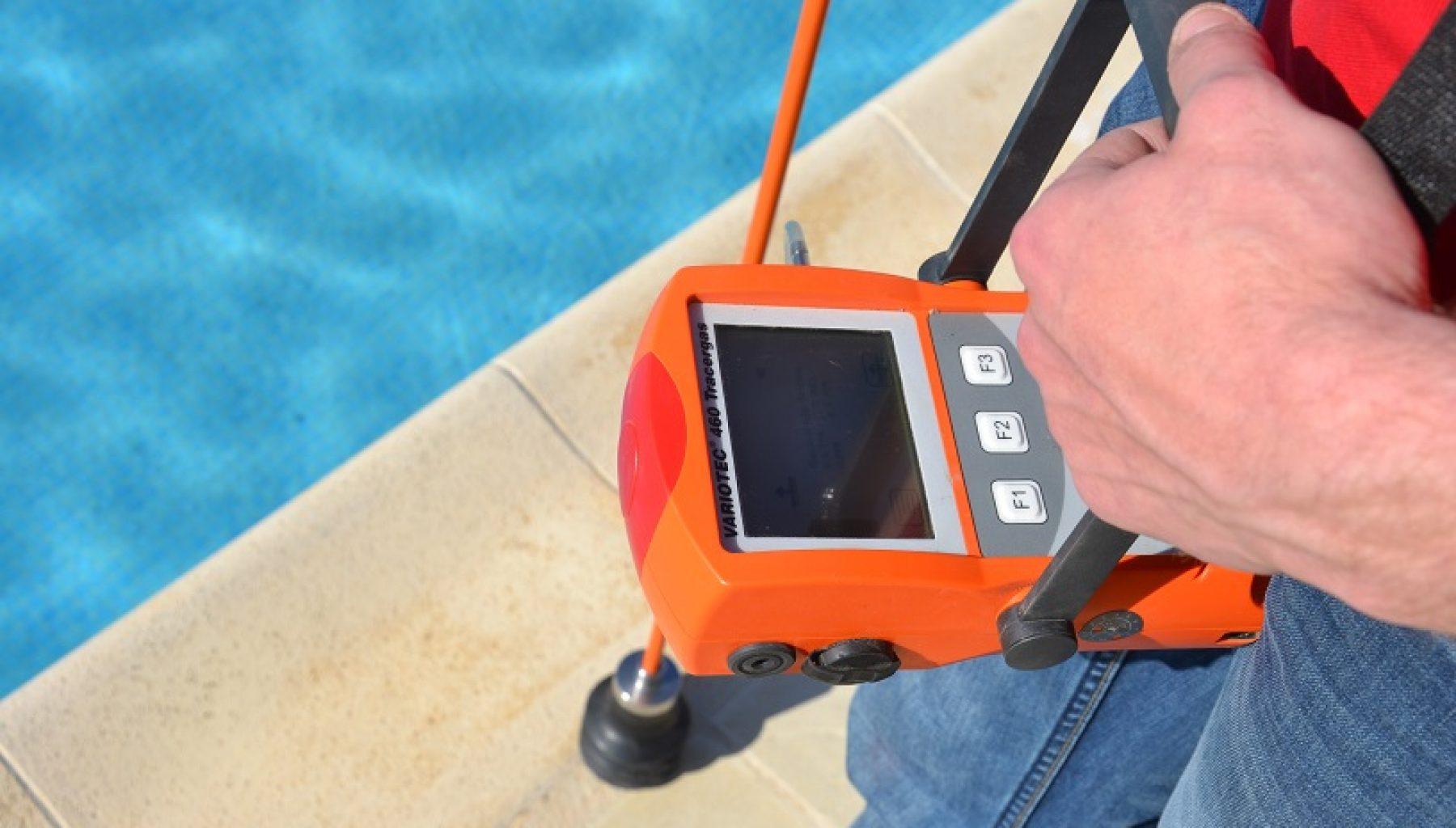 recherche fuite piscine comps gard