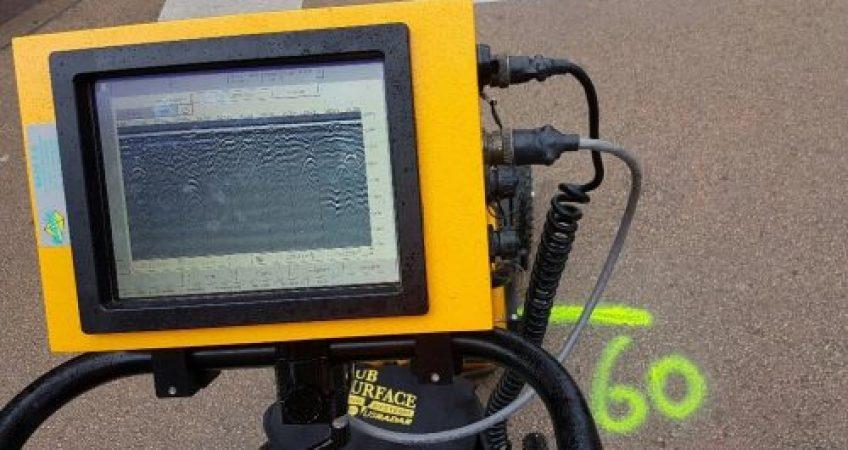 Détection réseaux (eau, gaz, electrique, télécom, eclairage publiqe) à Millau aveyron